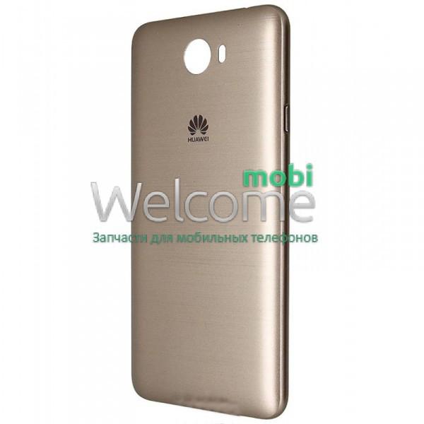 Задняя крышка Huawei Y5 II gold, сменная панель хуавей хуавэй у5
