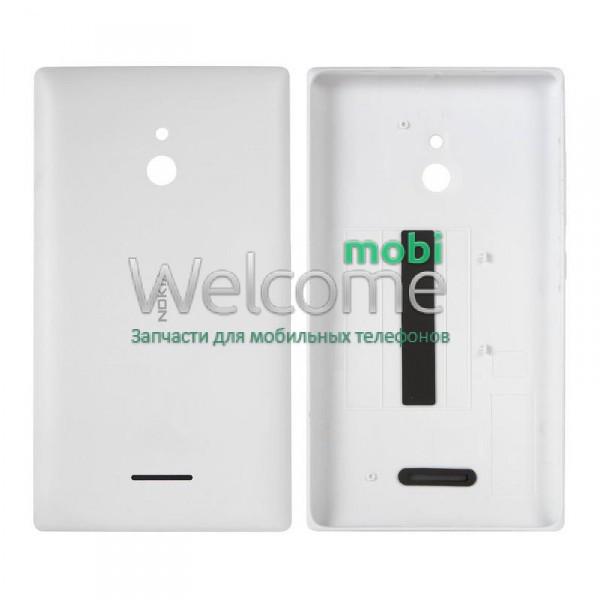 Задняя крышка Nokia XL Dual Sim (RM-1030,1042) white, сменная панель