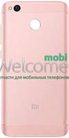 Задняя крышка Xiaomi Redmi 4X pink, сменная панель