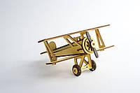 3D модель дерев'яна Літак АН-2