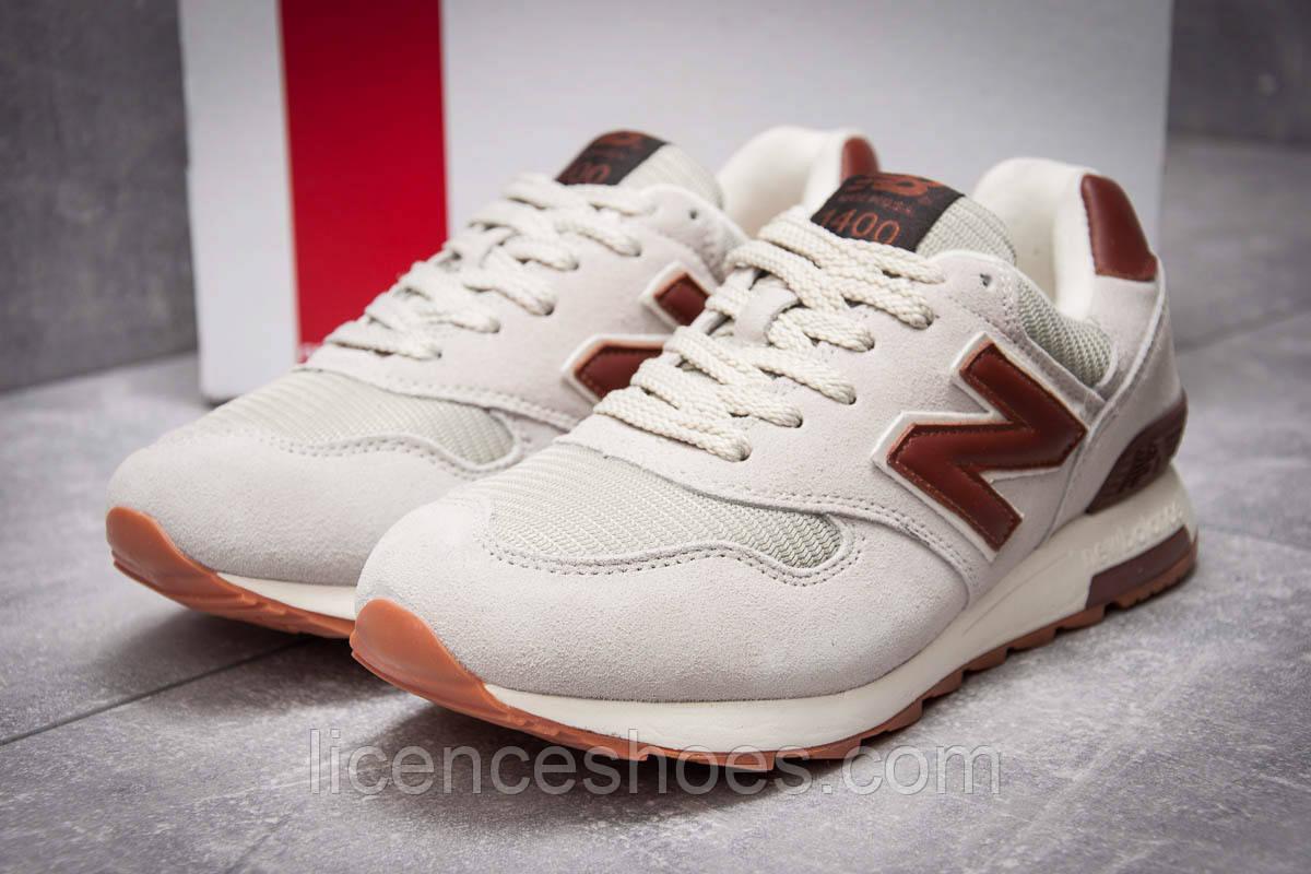 d213f5e1d653 Мужские кроссовки New Balance 1400 Beige Brown - Интернет магазин мужской и  женской обуви LicenceShoes