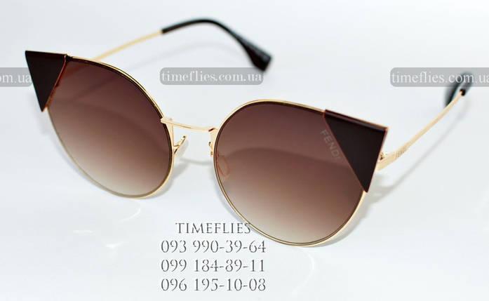 Fendi №9 Солнцезащитные очки, фото 2