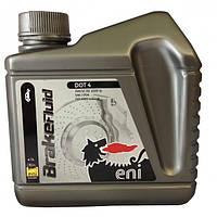 ENI Brake Fluid DOT 4 (0.25л) Синтетическая тормозная жидкость