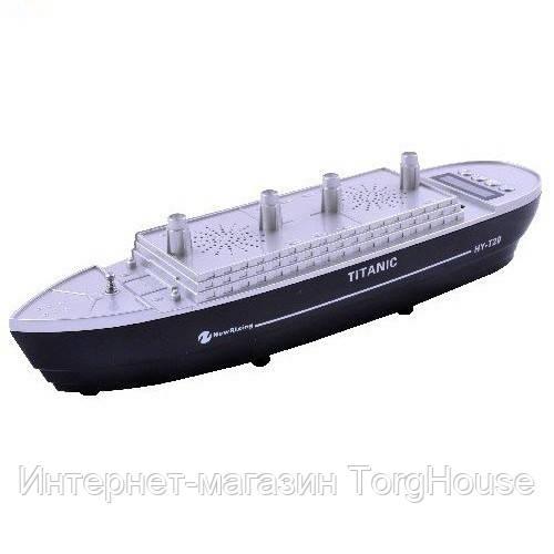 Портативная колонка T-20 Титаник FM, MP3, USB