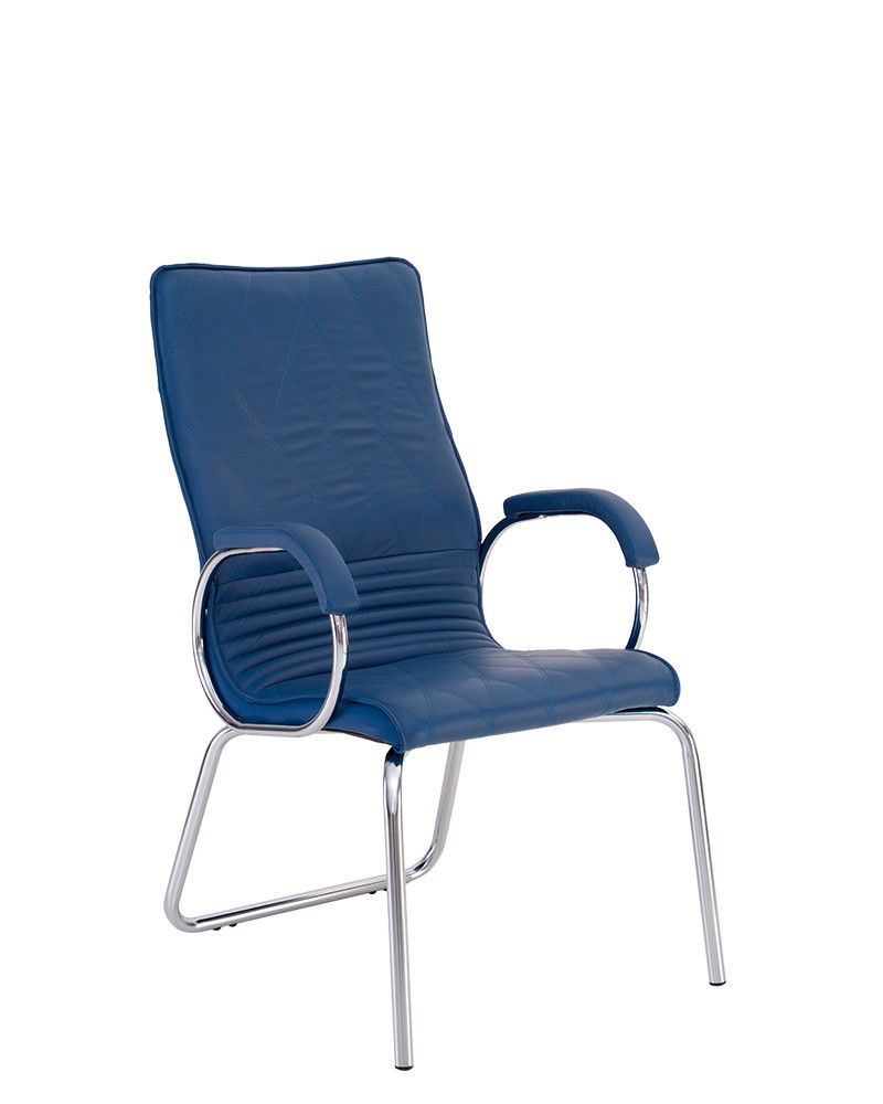 Кресло конференционное ALLEGRO steel CFA LB chrome