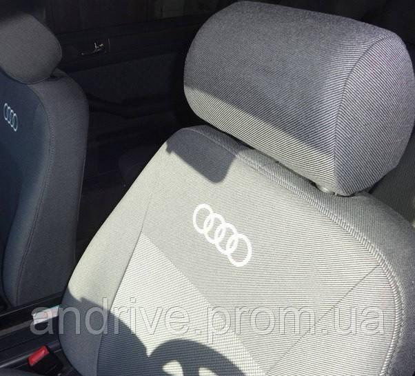 Авточехлы Audi A2 (2001+) Чехлы в салон Автоткань