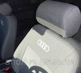 Авточехлы Audi А-4 (B6) с 2000-04 г