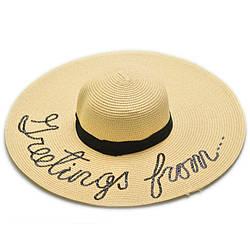 Женская шляпа AL1901