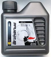 ENI (Agip) Brake Fluid DOT 5.1 (0.25л) Синтетическая тормозная жидкость