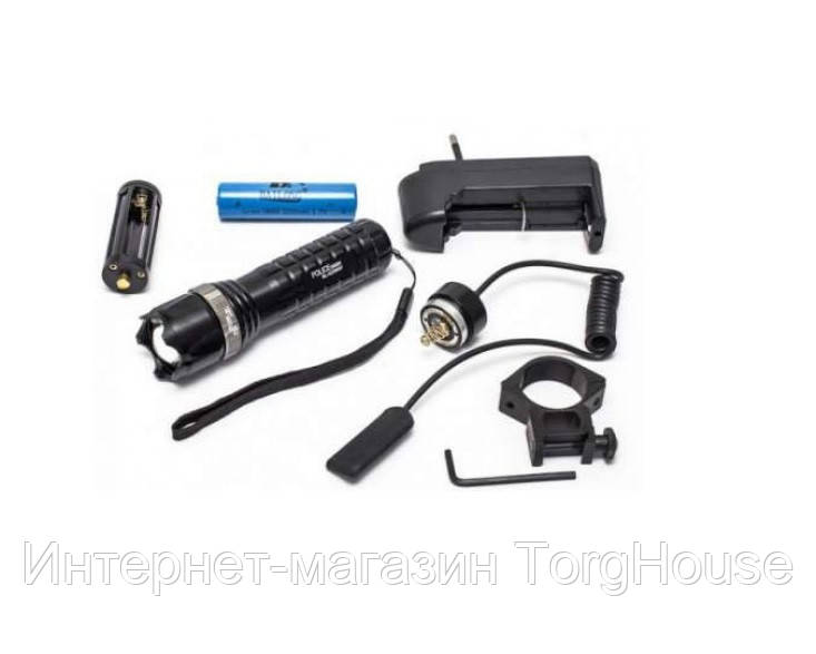Охотничий фонарик Police BL-QC8637 Cree Q5