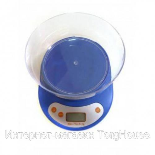Весы кухонные до 7 кг KE 02