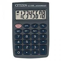 Портативный калькулятор CITIZEN 110