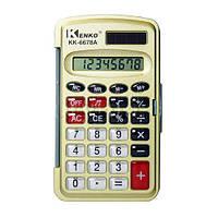 Портативный калькулятор Kenko 6678/6677 А