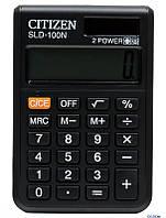 Портативный калькулятор CITIZEN 100/100N