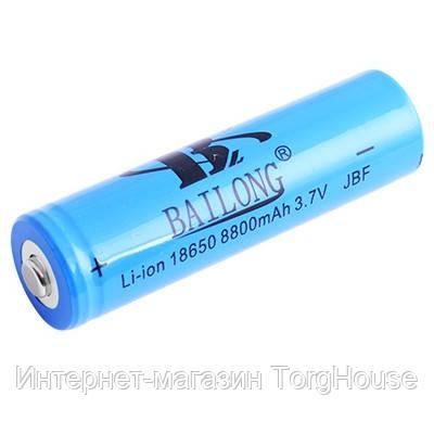 Аккумулятор BAILONG 18650-5800/8800mAh, синий