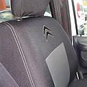 Авточехлы Citroen C1 с 2005 г (раздельный диван), фото 2