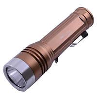 Фонарь Small Sun R837-XPE+6smd, USB power bank