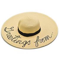 Летняя шляпа СС1901