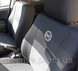 Авточехлы Fiat Linea (раздельный диван) c 2007 г