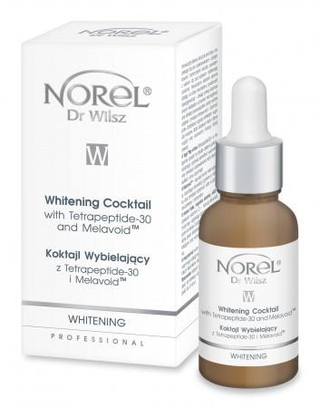 Norel Осветляющий коктейль на основе тетрапептида-30 и комплекса Melavoid /Whitening cocktail with tereapeptid