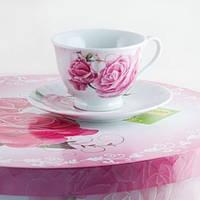 Maestro Фарфоровый чайный набор MR 10010-12S