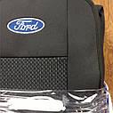 Авточехлы Ford Transit (2+1) c 2000-2006 г, фото 2