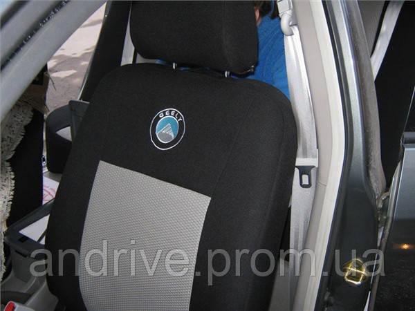 Авточехлы Geely SL c 2011 г