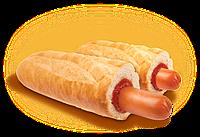 Сосиска молочная для французкого хот-дога