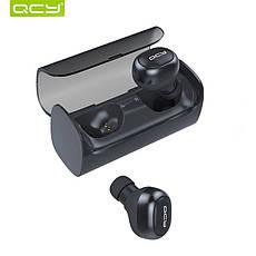 Бездротові навушники (гарнітура) QCY Q29 Dark Gray, фото 3