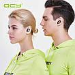 Бездротові навушники (гарнітура) QCY Q29 Dark Gray, фото 5