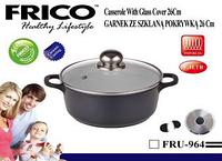 Казан-жаровня FRICO FRU-964 26 см, 3.5 л