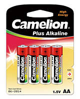Батарейки CAMELION R6 (ALKALINE), AA
