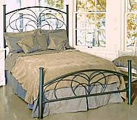 Кровать кованая 58