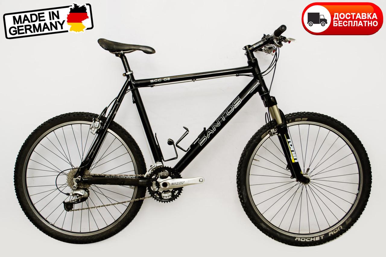 Велосипед Santos black АКЦИЯ -30%