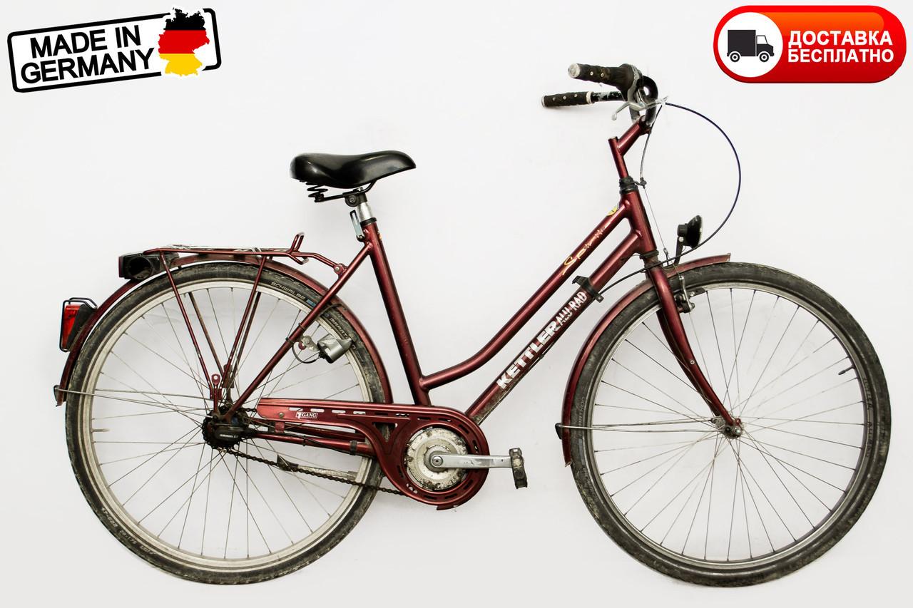 Велосипед Ketler Alu rad spirit  АКЦИЯ -30%