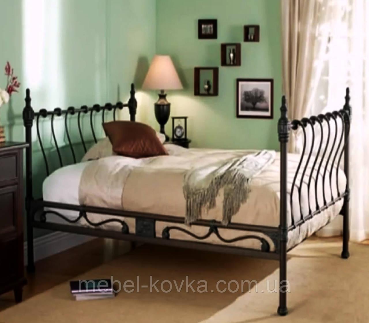 Ліжко коване 80