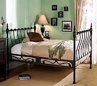 Кровать кованая 80