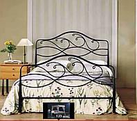 Кровать кованая 81