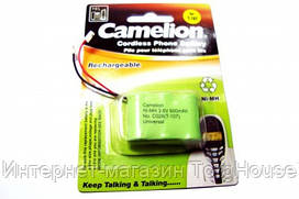 Аккумулятор NI-MH Camelion (T-107) 3.6V 600mAh