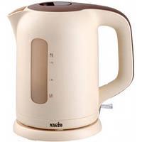 Электрочайник MAGIO МG-509, 1,7 л. 2000 Вт. диск.