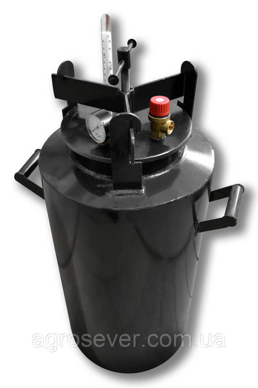 Автоклав ЧЕ-33 ( 24 литровых или 33 пол литровые банки)