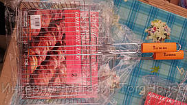 Решетка-гриль ZAUBERG (66x36x33x5 см) с ручкой
