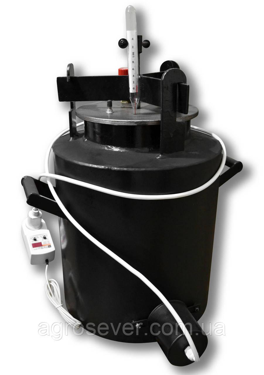 Автоклав ЧЕ-22 electro (Универсальный)8 литровых или 22 пол литровых банок!