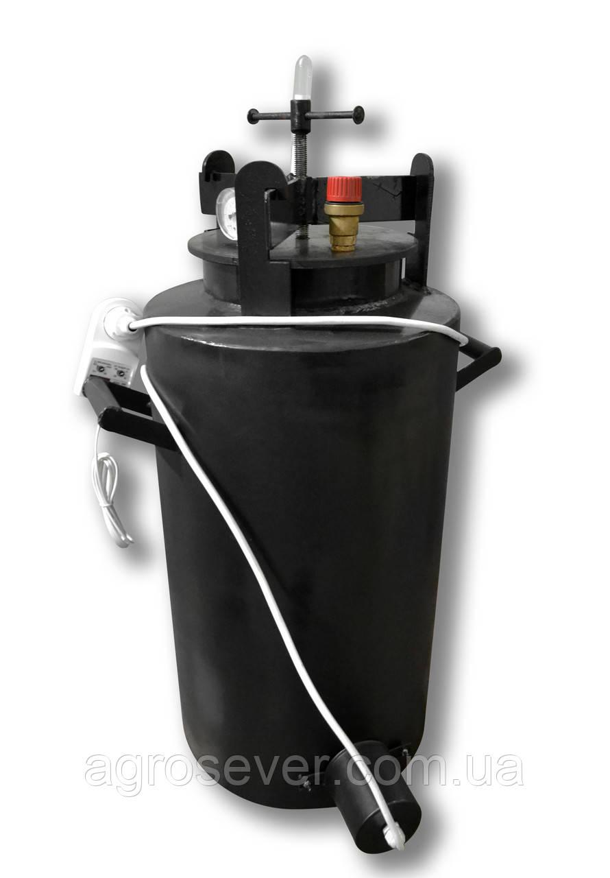Автоклав ЧЕ-44 electro (Универсальный)24 литровых или 44 пол литровых банок!