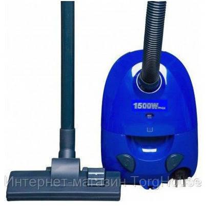 Пылесос мешковой ROTEX RVB01-P Blue