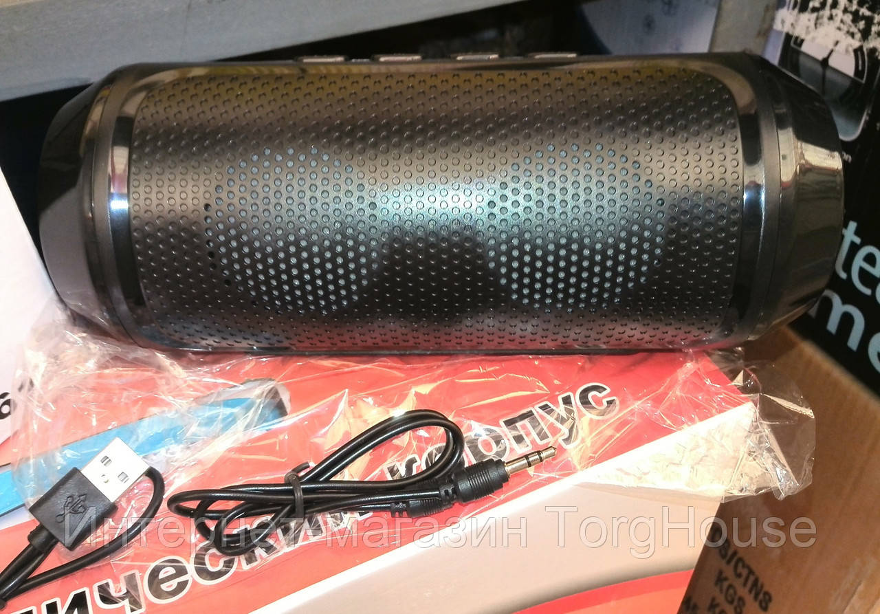 Портативная колонка Q610 (Bluetooth) Music Speaker