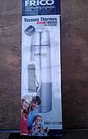 Термос металл. FRICO FRU-213. 750 мл. + чехол