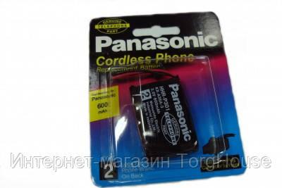 Аккумулятор NI-Cd Panasonik (Р301) 3.6V 600mAh