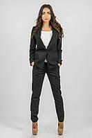Пиджак женский классический 37P007 (Черный)