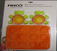 Формы для выпечки (силикон) FRICO FRU-880